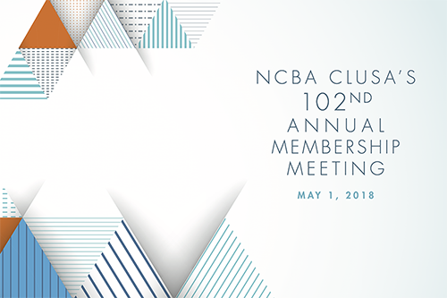 Look for full coverage of NCBA CLUSA's Annual Meeting and other Co-op Week events in next week's Co-op Weekly, published Tuesday, May 8.