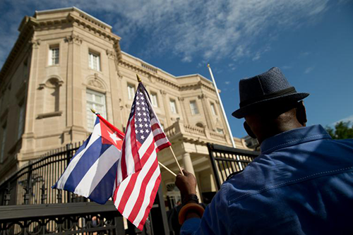 The Trump Administration's plan to restrict U.S. travel harms Cuban cooperatives and private business owners more than the Cuban government the measures are intended to affect. [photo: AP]