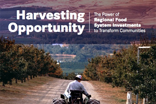 Harvesting Opportunity explores new data and perspectives around the increased interest consumers have shown in knowing where their food comes from.