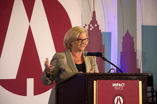 As a farmer and small business owner turned lawmaker, Rep. Chellie Pingree (D-ME) is a champion for diversity in agricultural production and prosperity in rural America.